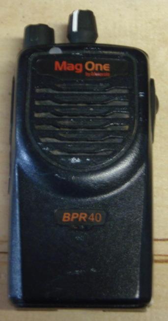 Motorola BPR40