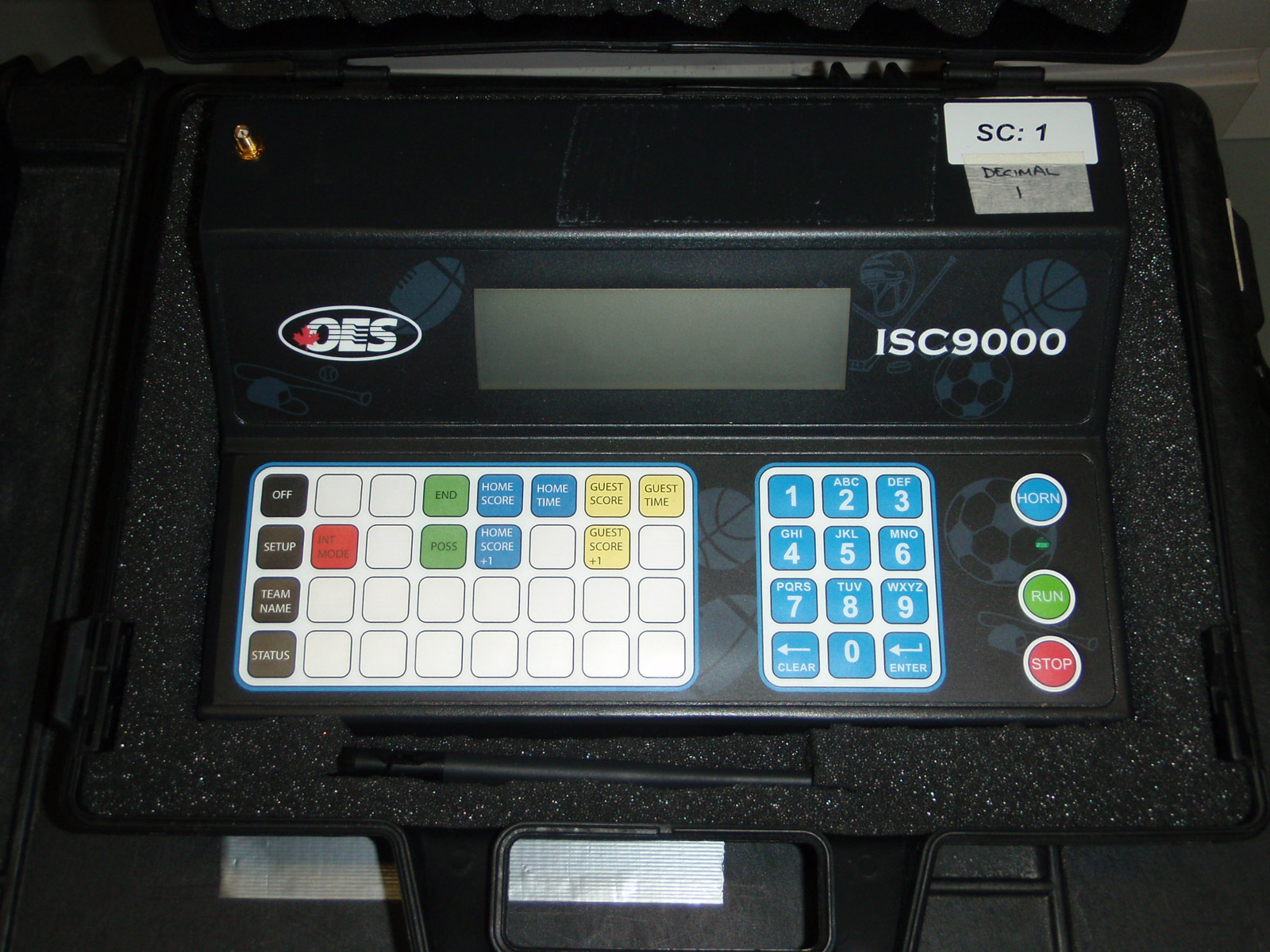 OES Controller