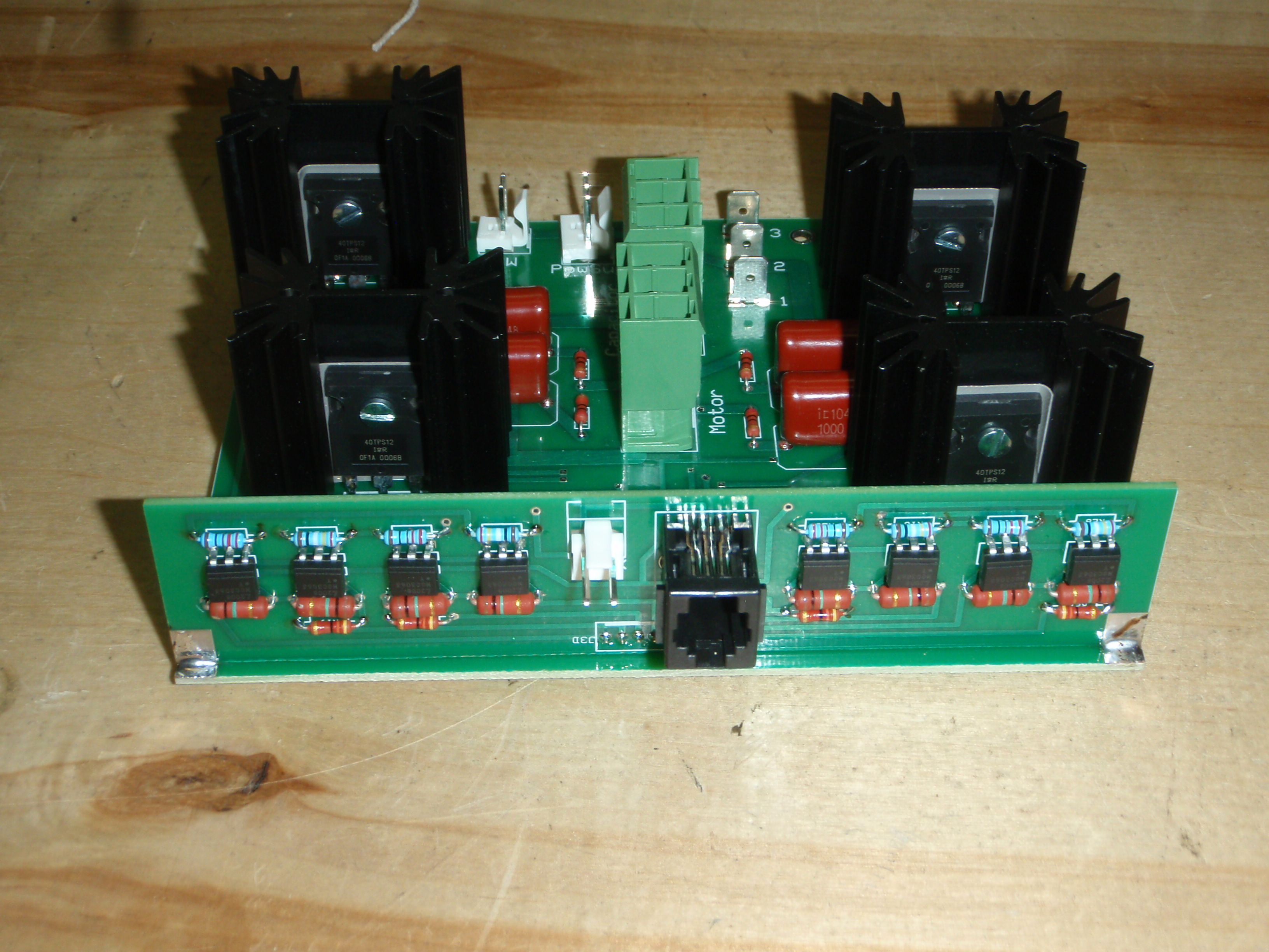 Replacement for Coats Motor Control PCB Part# 8113903