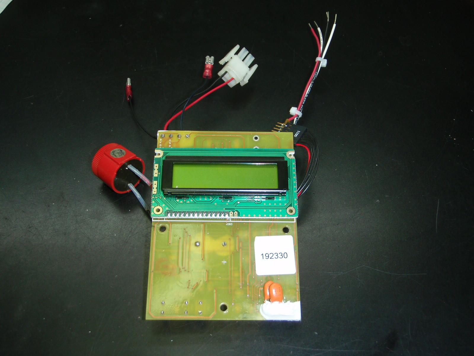 Viper GT circuit board, 981580