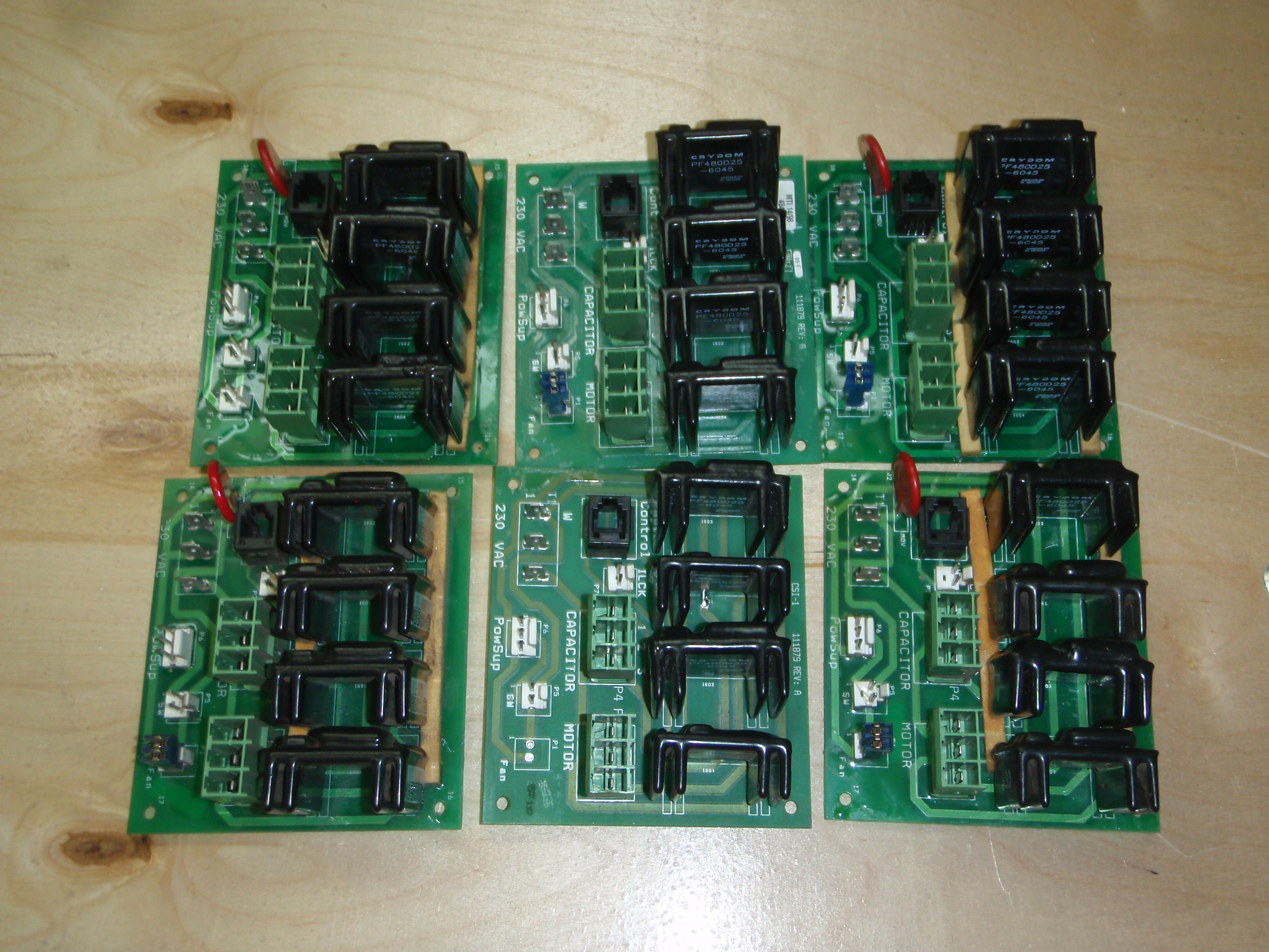 Coats Motor Control PCB Repair Part# 8111879