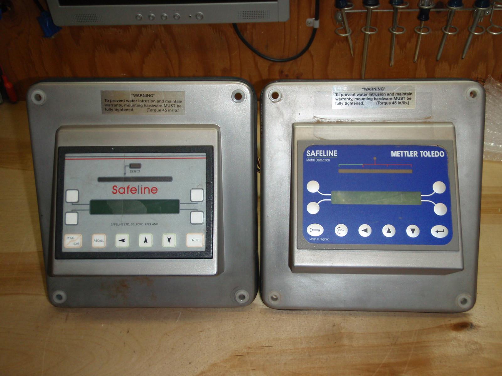 Mettler Toledo Safeline Metal Detectors