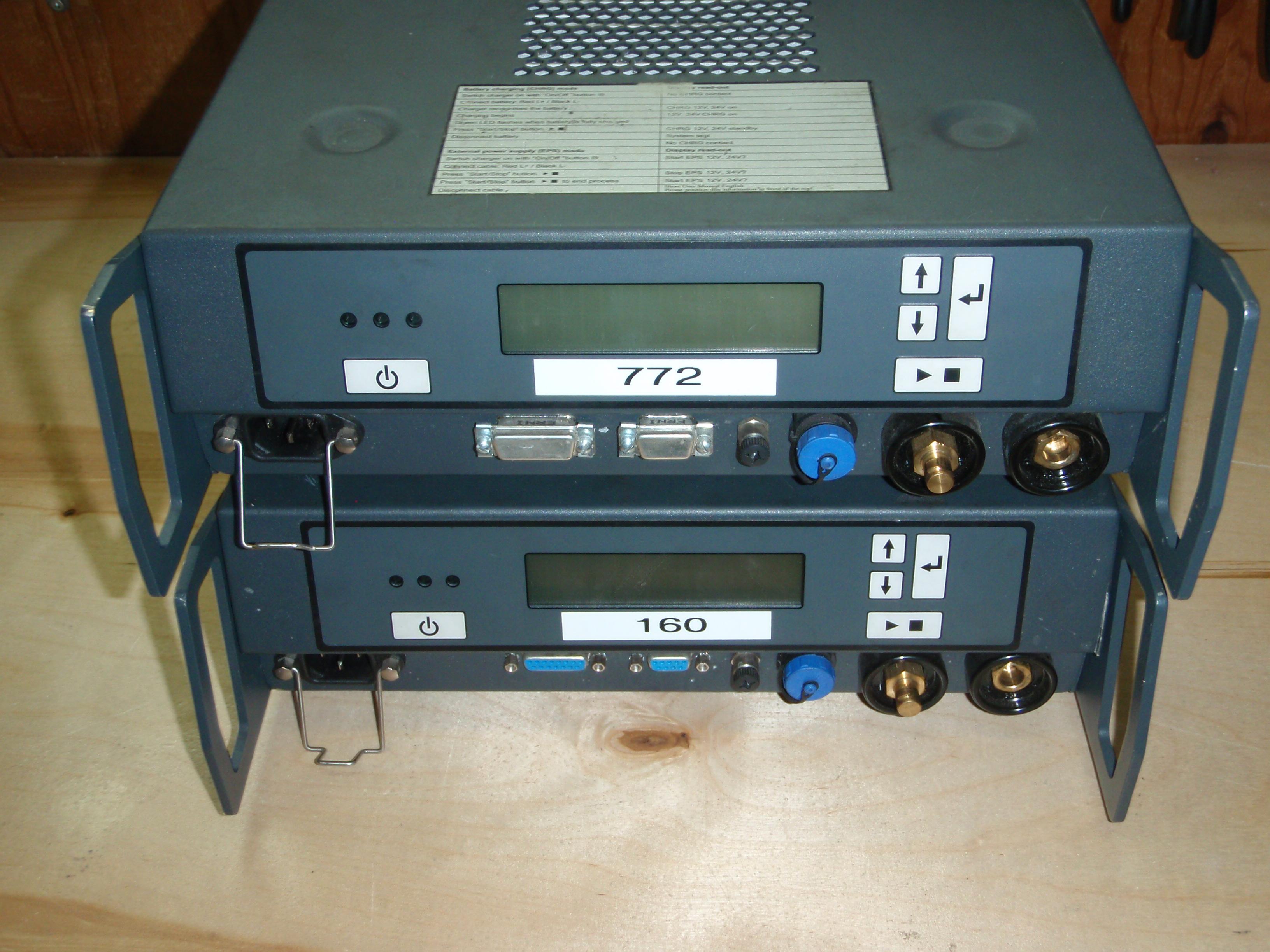 Eltek Multicharger 750/1500